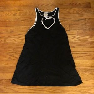 Kate Spade sleeveless heart bow night gown!